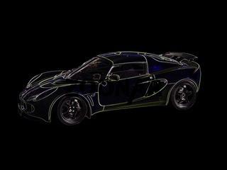 NEON SPEED RACER