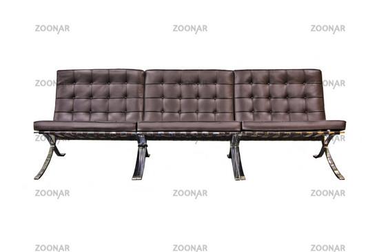 Foto Buro Leder Sofa Bild 174549