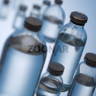 Arzneiflaschen
