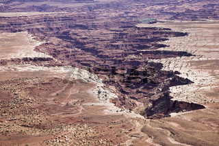Grand view Overlook - Canyonlands NP (D)