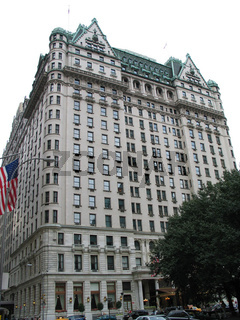 klassisches Hochhaus, New York