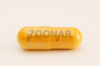 Medikament Kapsel Drug Capsule