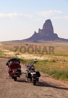 Traum der Motorradfahrer - bikers dream