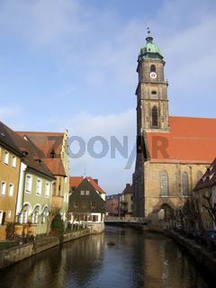 Amberg, Vils, Basilika St. Martin