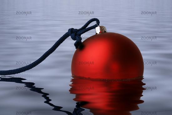 WeihnachtsBoje - Xmas buoy