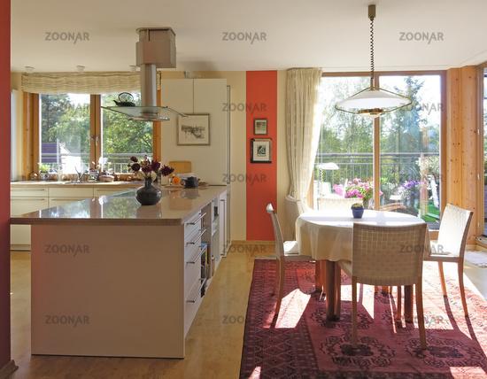 foto esszimmer, dining-room, küche raumgestaltung bild #342115 - Küche Esszimmer