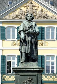 Bonn, Beethovendenkmal