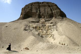 Pyramide des Sesostris II.