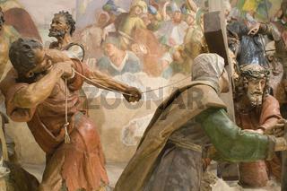 Kreuzweg Jesus, Sacro Monte di Varese
