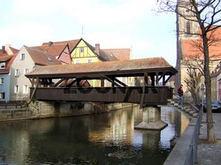 Amberg, Vils, Brücke