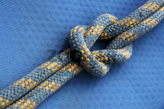 Kreuzknoten - square knot
