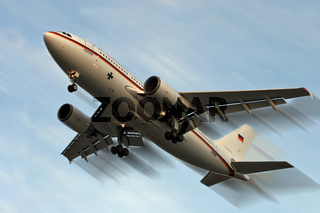 Regierungsflugzeug