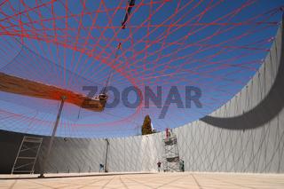 Biogasanlage / Biogas Plant