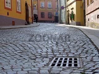 Straßenpflaster