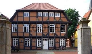 Historischer Posthof