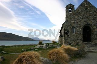 Kapelle des guten Hirten am Lake Tekapo