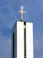 Kirchturmdenken?, Kreuz, kath. Kirche
