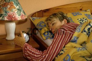 schlafend und schlaflos
