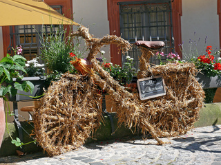 Lustiges Fahrrad