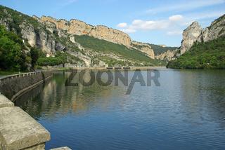 Rio Ebro Embalse de Sobron 05