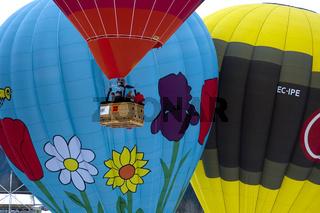 Internationales Ballon Festival, Château-d'Oex