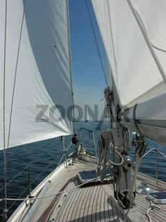 Segeln, Sailing