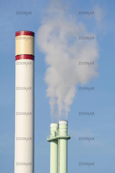 Smoke stacks | Schornsteine