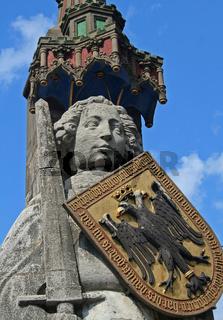 Rolandstatue, Bremen, Germany