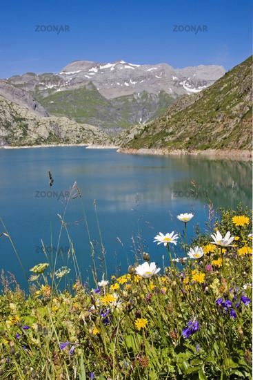 Lac d` Emosson