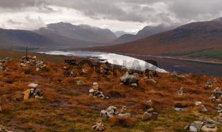 Schottland - bei Rannoch Moor