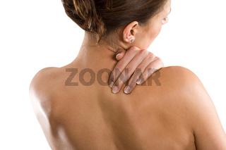Nacken verspannt rechts