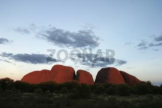 Kaka Tjuta, Australien, Australia