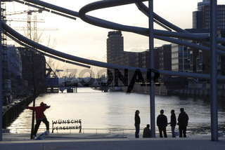 Hamburg, Hafen, HafenCity