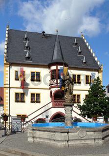 Rathaus von Volkach