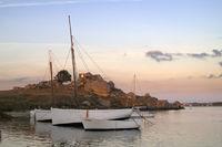 Abend an der Baie du Kernic