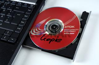 Computer crime, CD | Computerkriminalität, CD