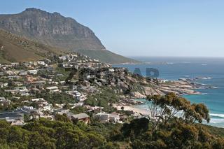 Kapstadts Küste, Cape Town, Südafrika