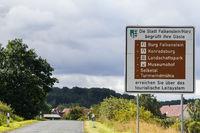 Touristisches Leitsystem Landkreis Harz