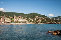 Italy, resort of Recco