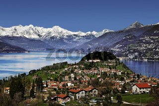 Bellagio, Lago di Como, Lombardei, Italien