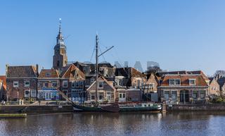 Harbor of Blokzijl