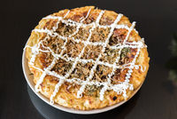 okonomiyaki japanese pizza