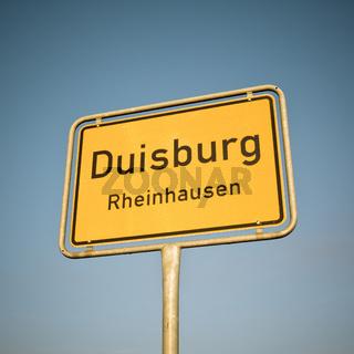 Duisburg Rheinhausen