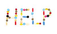 pills help text