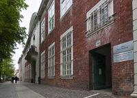 Aussenansicht des ehemaligen Untersuchungsgefaengnis der Stasi in der Lindenstrasse 54, genannt Lindenhotel, Potsdam, Brandenburg | Exterior, Former prison of the state security service of the GDR, Potsdam, Brandenburg