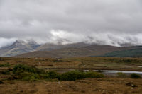 Landscape from the beautiful Connemara