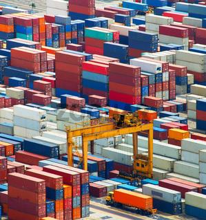 Singapore commercial port