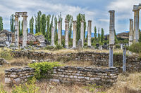 The Ancient City Of  Aphrodisias