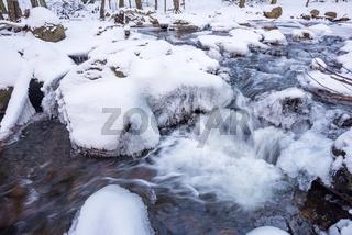 Ilsetal im Winter