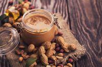 Natural peanut butter